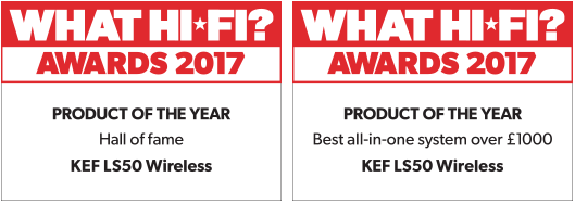 What hifi? award